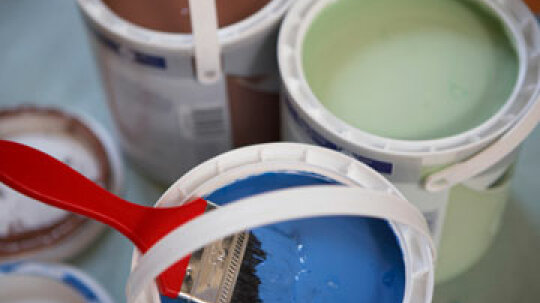 Just how dangerous are VOCs in paint?