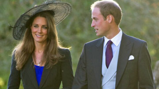 How did Kate Middleton meet Prince William?
