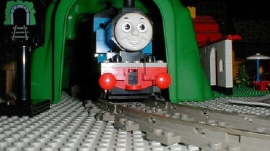 What is a tank engine, as in Thomas the Tank Engine?