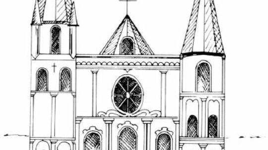 How to Draw Cathedrals in 5 Steps