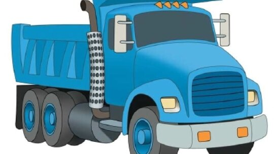 How to Draw Dump Trucks in 11 Steps