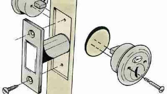 How to Install a Lockset