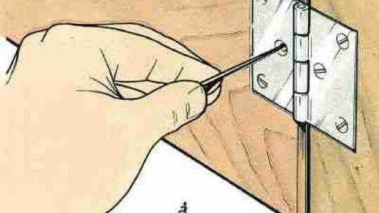 How to Unstick a Door