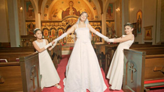 How young is too young to be a bridesmaid?