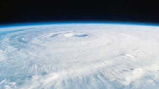 Is hurricane intensity increasing?