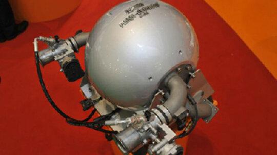 How the Hüttlin Spherical Engine Works