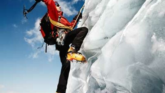 How Ice Climbing Works