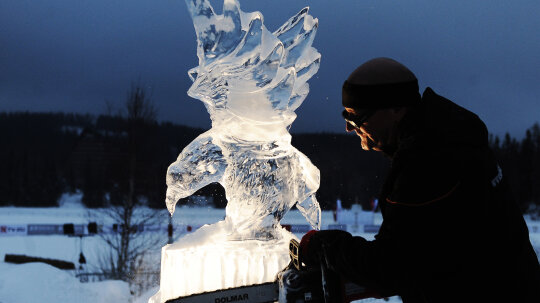 How Ice Sculpting Works