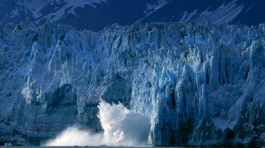 What if people wanted to use icebergs as a source of fresh water?