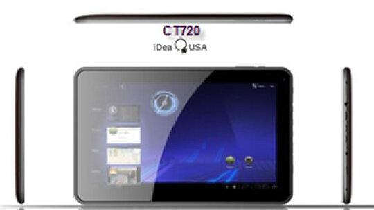 How iDea USA Tablets Work