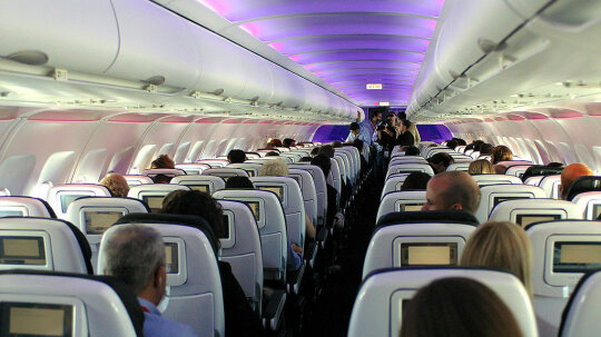 What Gets Left In, Out on In-Flight Movies Nowadays?