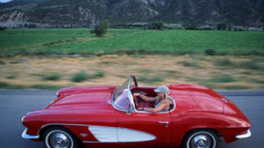 What to Do If You Inherit an Old Car