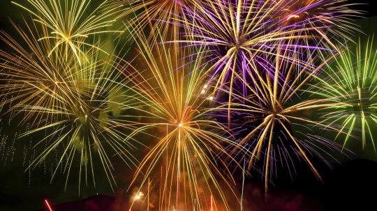 How Fireworks Work