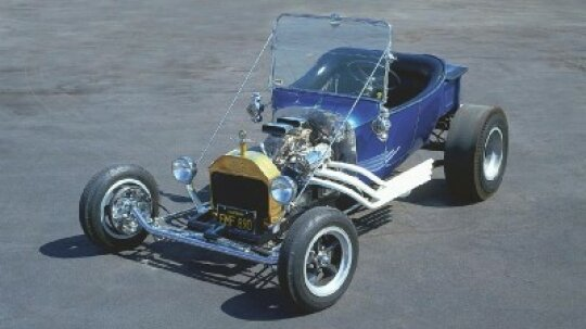 Instant T: Profile of a Hot Rod