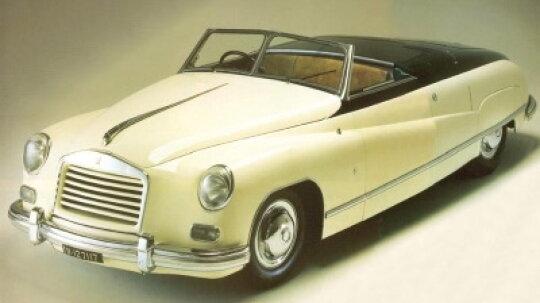 1947-1948 Isotta Fraschini 8C Monterosa