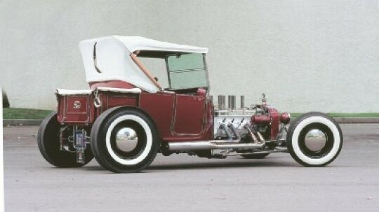 Ivo T: Profile of a Hot Rod
