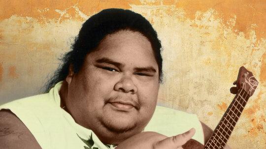 Remembering Israel 'IZ' Kamakawiwo'ole, the Voice of Hawaii