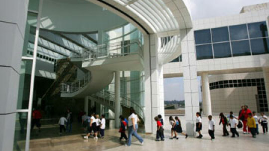 How the J. Paul Getty Museum Works
