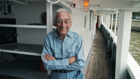 Jacques Cousteau: The Man Who Brought the Ocean Into Our Homes