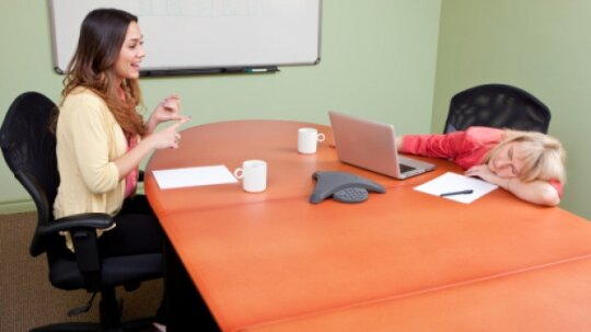 10 Ways to Ruin a Job Interview