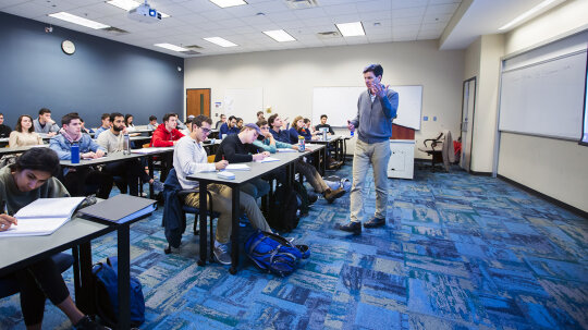 Bridging the Chasm: Emory Class Delves Into America's Right-wing History