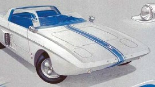 1965 Ford Mustang Prototypes