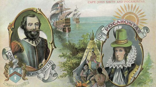 John Smith's True Story Is Way Better Than the Fictional Tale