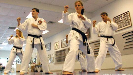 How Karate Works