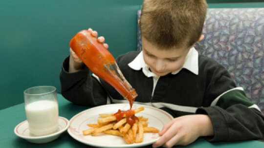 Why do kids love ketchup?