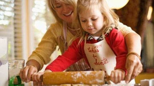 Do kids get the importance of family traditions?