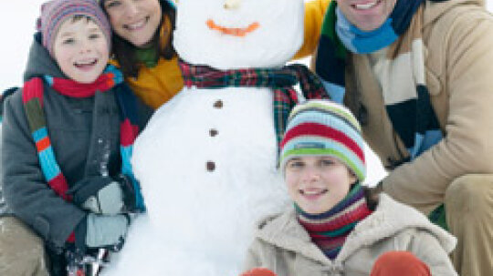 Top 5 Winter Safety Tips for Kids