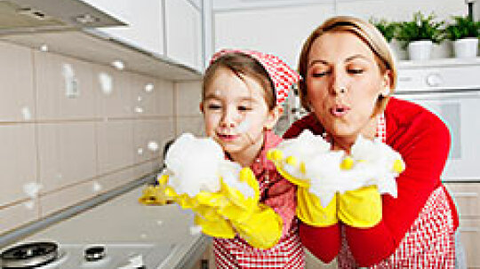 Housework Delegating 101: Put the Kids to Work