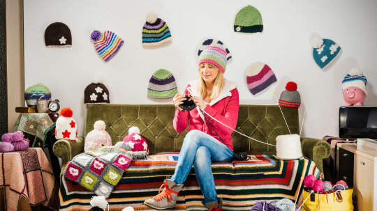 3 Cool Charities Looking for Knitters