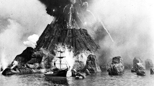 When Krakatoa Blew: How the 1883 Eruption Changed the World