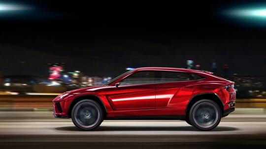 How the Lamborghini Urus Will Work