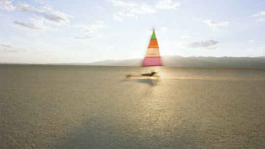How Land Sailing Works