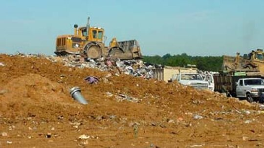 What if the U.S. put all its trash in one giant landfill?