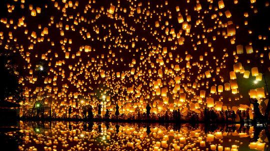 Billions Celebrate Lantern Festival Across China