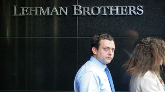 What was the world's largest bankruptcy filing?