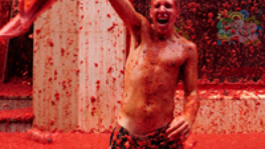 Spain's La Tomatina: The World's Biggest Food Fight