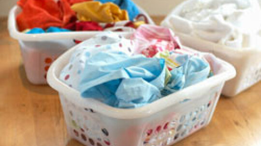 5 Laundry Sorting Tips