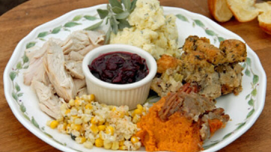 Holiday Leftovers: Disguised?