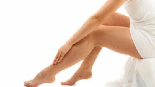 5 Steps to Applying Leg Makeup