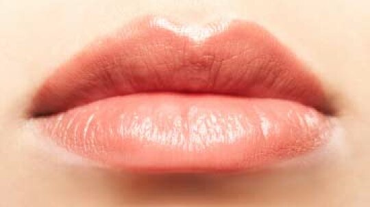 How are lips different from other skin areas?