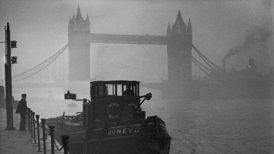 The Great London Smog of 1952
