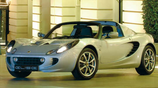 How the Lotus Elise Works