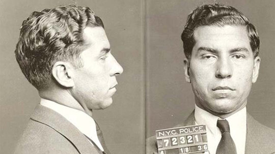 What Was So Lucky About Mafia Boss Charles 'Lucky' Luciano?