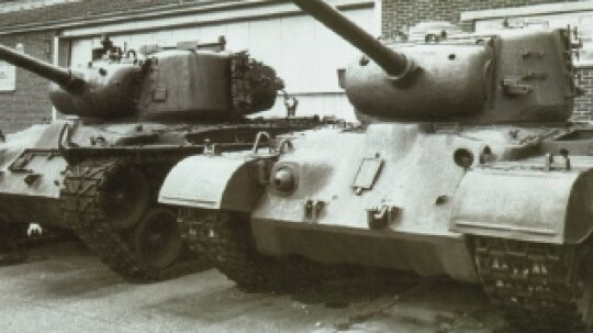 M-26 General Pershing Heavy Tank