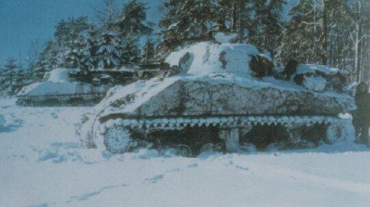 M-4 Sherman Medium Tank