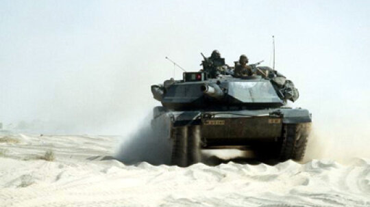 How M1 Tanks Work